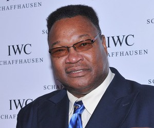 Larry Holmes Hospitalized for High Blood Sugar