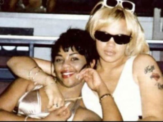 lil kim and faith evans
