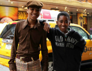 12-Year-Old Actors Portray Music Icons on Broadway