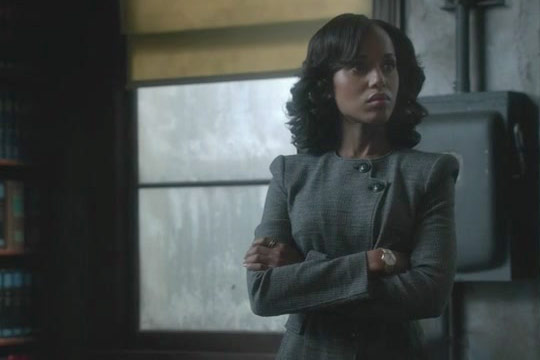 Top 'Scandal' Fashion: Looks to Inspire Your Office Chic