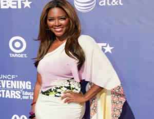 Former Miss USA Kenya Moore Preps New Hair Care Line