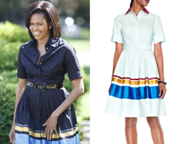 Style Suite: First Lady Look for Less
