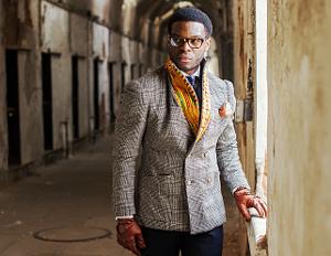Menswear Brand Ikiré Jones Mixes High Fashion with African aesthetics