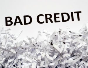 4 Ways to Raise a Bad Credit Score