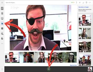 Google+ Launches New Hangouts App, 'Google Capture'