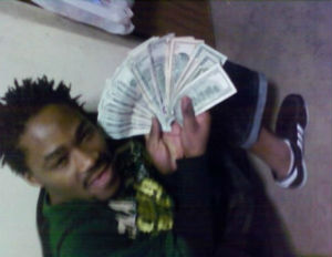deadbeat dad arrested flaunting cash facebook