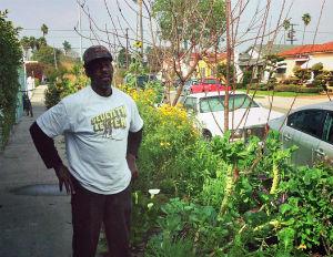"""Meet Ron Finley, the Los Angeles """"Guerilla Gardener"""""""