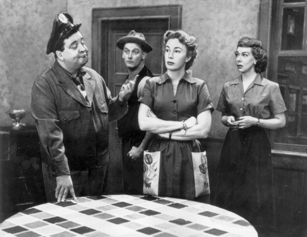 honeymooners tv show