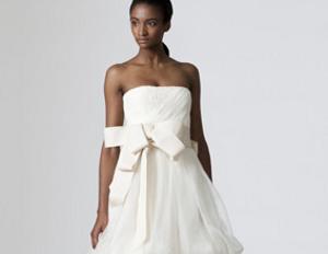 Vera Wang Discontinues $500 Bridal Dress Try On Fee