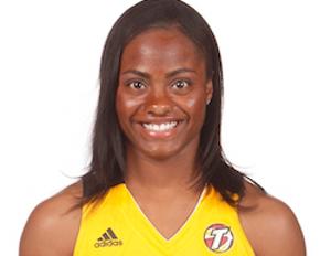 WNBA Star Ivory Latta Mixes God & Goals in New Clothing Line