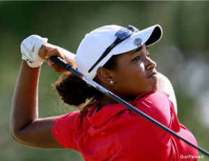 Ginger Howard Takes Title as the Youngest Black Pro Female Golfer