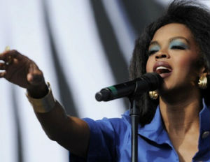 lauryn hill singing