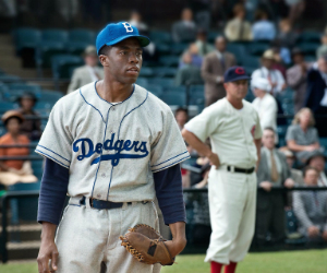 Reasons To Go See The Jackie Robinson Biopic '42'