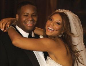 tamar and vince wedding day