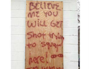 Detroit Homeowner Threatens Potential Squatters With Gunshots