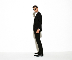 RadioShack And Beats By Dr. Dre Partner On New Campaign With Robin Thicke