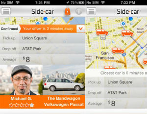 New Ride Sharing App, SideCar, Gives NY'ers a Ride Home