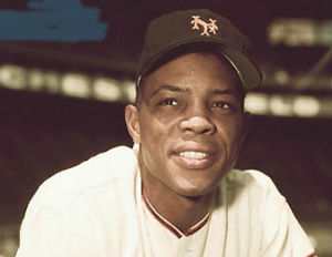 MLB Hall of Famer Willie Mays Talks Jackie Robinson