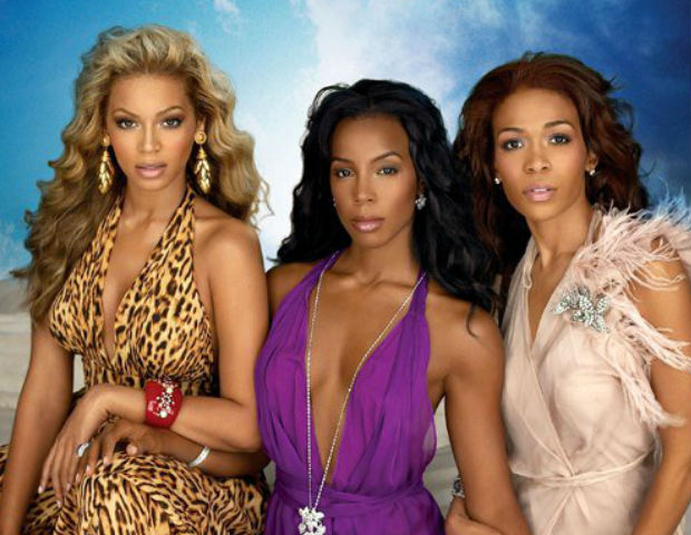 Beyoncé, Michelle and Kelly