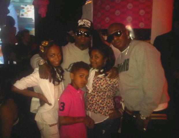 lil wayne family