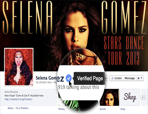 Facebook Launches New Feature: Verified Pages