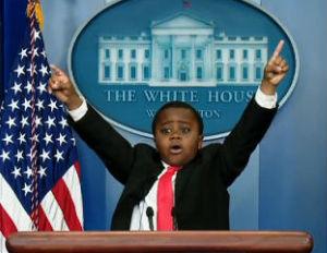 kid president at white house