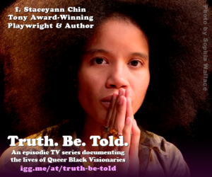 staceyann chin truth be told
