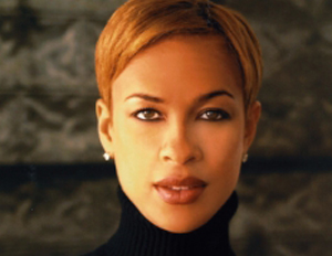 tonya lewis lee headshot black turtleneck
