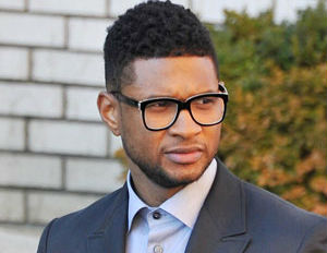 Usher's Former Nanny Files Suit for Unpaid Overtime