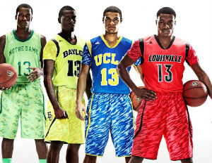 Adidas Blocked Out of Contracts by College Sports Programs
