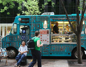 Food Truck Owners: 'The Business Kinda Stinks'