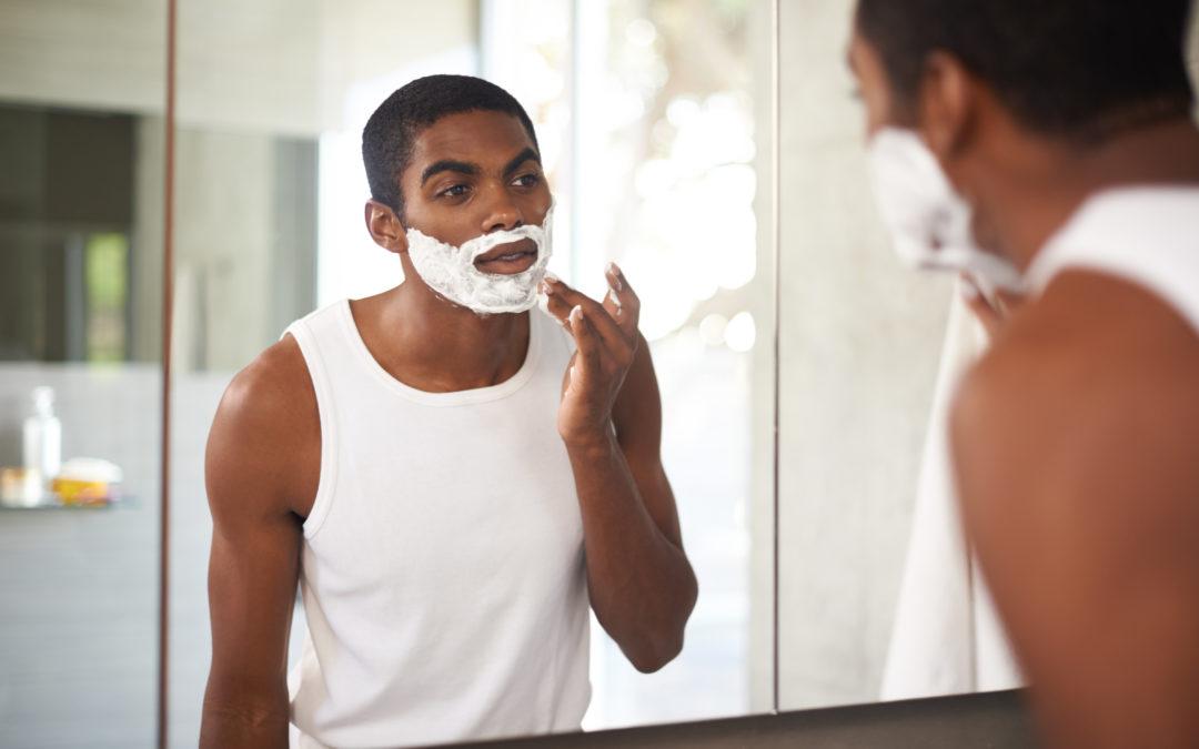 With can d 35 help men grow facial hair confirm