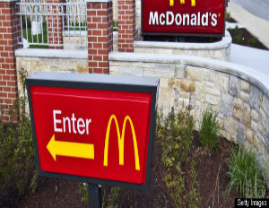 Salads Only 2 to 3 Percent of McDonald's Sales