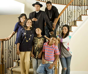 Rev Run and Family Return to Television
