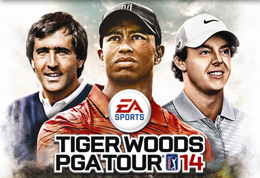 As He Soars, Sales of Tiger Woods PGA Tour 14 Steady