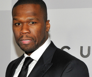 """Curtis """"50 Cent"""" Jackson Joins Hang w/"""