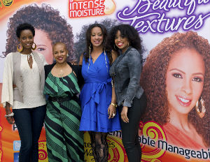Haircare Company Exec Dishes on Natural Vs. Permed Hair