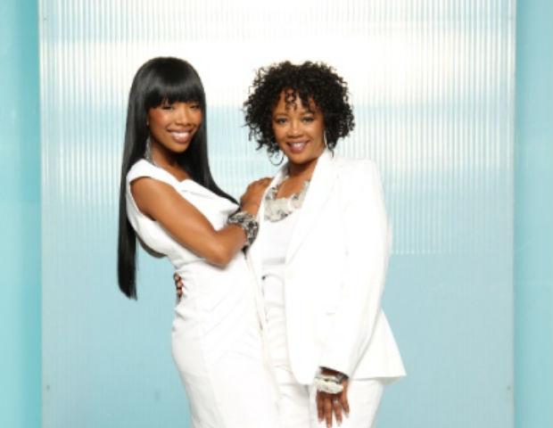 brandy and mom