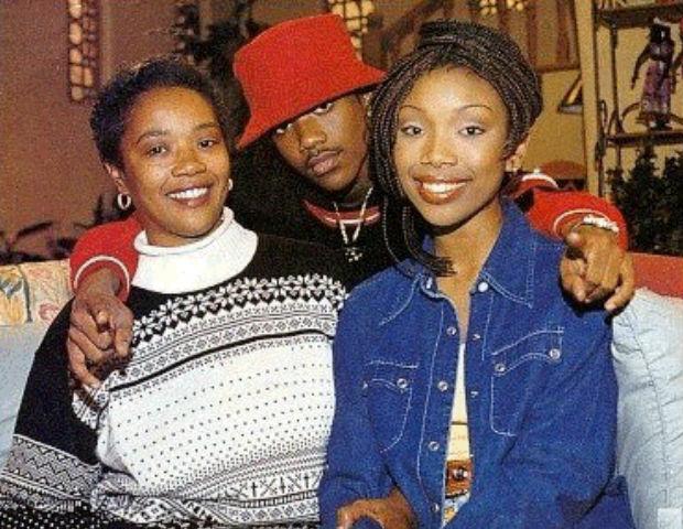 brandy mom and ray j