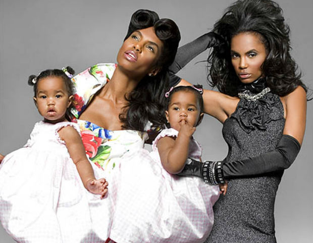 KIM PORTER AND DAUGHTERS