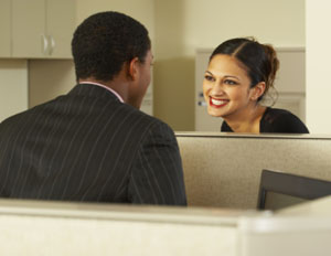 office romance love