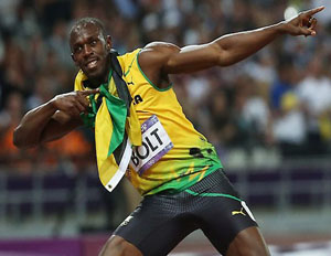 """Usain Bolt: """"My Sponsors Don't Want Me to Retire"""""""