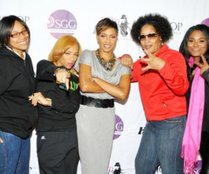MC Lyte to Executive Produce New Reality Series, 'Hip Hop Sisters' on BET