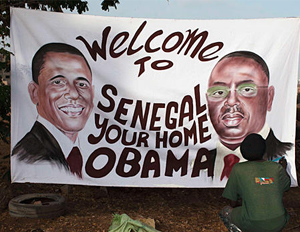 Obama's Promises to Africa in Spotlight on Rare Trip