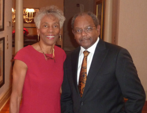 Brown Capital Management Founder & Wife Make History With Honorary Johns Hopkins University Degrees