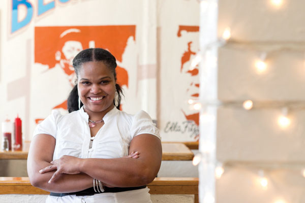 Entrepreneur of the Week: Souley Vegan Owner, Tamerra Dyson