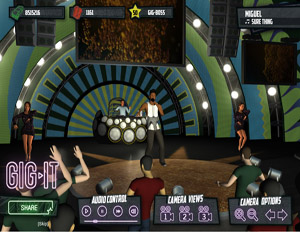 Play GIG-IT Offers Facebook Users a New Way to Game and Music Artists a New Revenue Stream