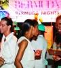 crowd dancing at bermuda party