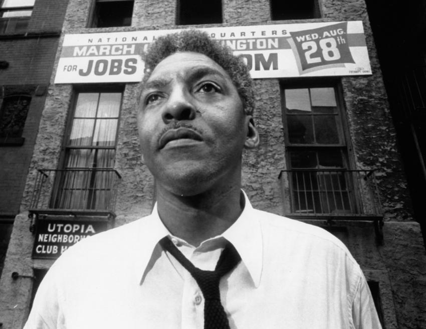 'Selma' Gives Nod To Gay Civil Rights Activist