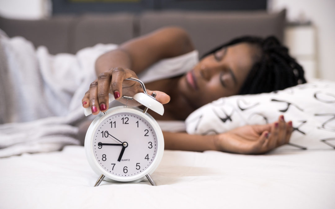 Not Enough Time for All Your Boss Moves? How to Wake Up In the Morning (Early)